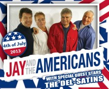 Jay & The Americans - July 4, 2013
