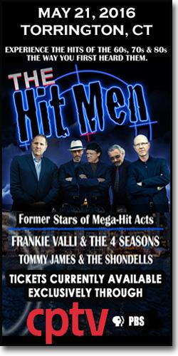 The Hit Men at the Warner in Torrington CT