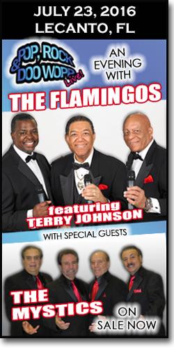 Flamingos & Mystics 7-23-16
