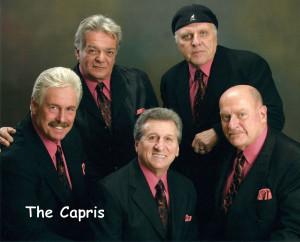 Wayne Smith with The Capris