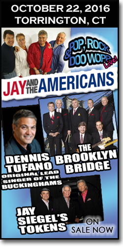 Jay & the Americans & more at the Warner Theatre