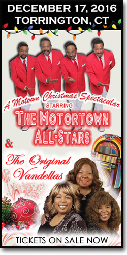 A Motown Christmas at the Warner Theatre