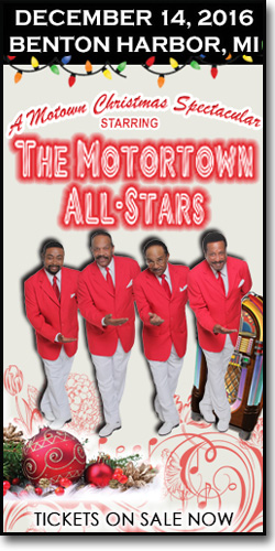 The Motortown All-Stars December 14