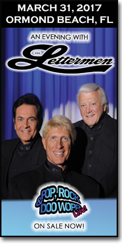 The Lettermen at the Ormond Beach PAC