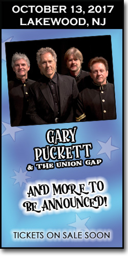 Gary Puckett & the Union Gap at the Strand