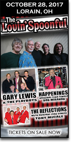 Stars of the 60s return to Lorain, Ohio