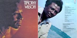 Timothy Wilson LP