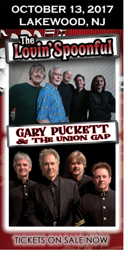 The Lovin' Spoonful with Gary Puckett & the Union Gap