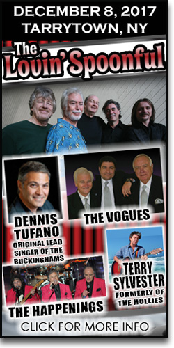 Stars of the 60s at Tarrytown Music Hall
