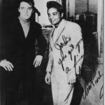 The Million Dollar Quartet and Elvis' Mystery Girl