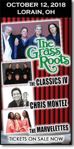 Grass Roots at the Lorain Palace