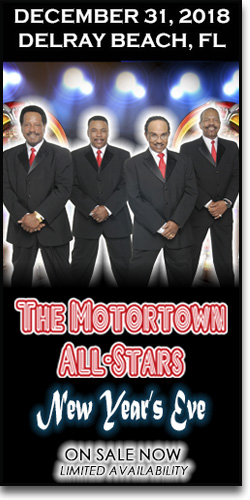 New Year's Eve at the Delray Beach Marriott - Motown