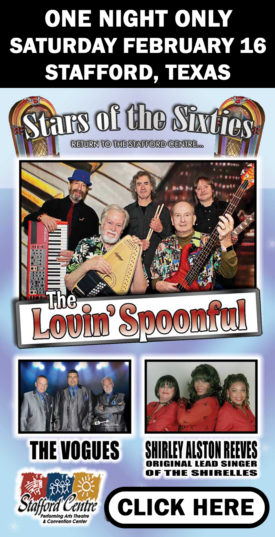 The Lovin Spoonful in Stafford Texas