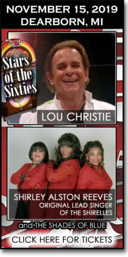 Lou Christie & more at the Ford Community & Performing Arts Center