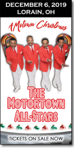 Motown Christmas at the Lorain Palace