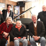Jerry Lee Lewis Emerges After Stroke, Receives Mississippi Country Music Trail Marker