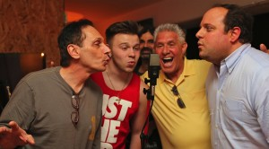 Phil Granito, Kyle Flandrau, Tommy Ferrara, Joe Mirrione