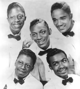 "Top: Earl ""Speedo"" Carroll, LaVerne Drake, James ""Poppa"" Clark; Bottom: Bobby Phillips, Johnny ""Gus"" Willingham"