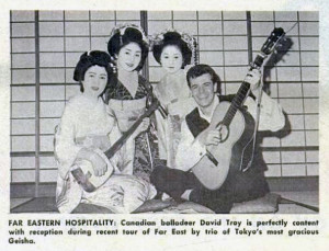 David Troy in Billboard 7-6-63