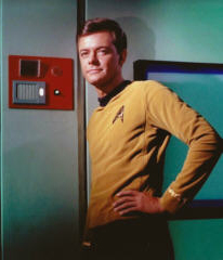 David Troy as Lt. Matson on Star Trek