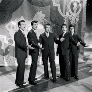 The Mystics on American Bandstand