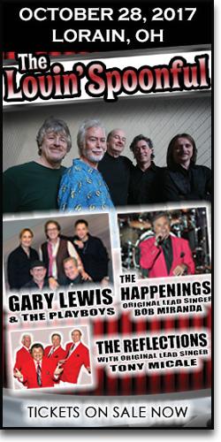 Stars of the 60s return to Lorain, Ohio