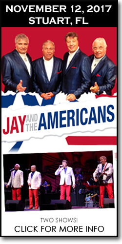 Jay & the Americans Live at the Lyric Theatre