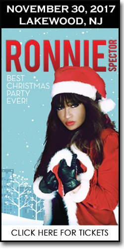 Ronnie Spector at the Strand