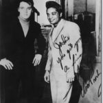 The Million Dollar Quartet and Elvis' Mystery Girl