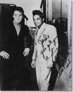 Elvis and Jackie