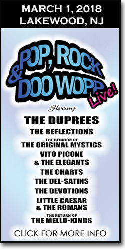 Pop, Rock & Doo Wopp Live at the Strand