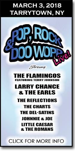 Pop, Rock & Doo Wopp Live at Tarrytown Music Hall