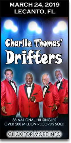 Charlie Thomas' Drifters in Citrus County, Florida