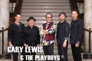Don't go to the bathroom! (At least not when Gary Lewis & the Playboys play their new song)