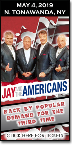 Jay and the Americans return to the Riviera Theatre