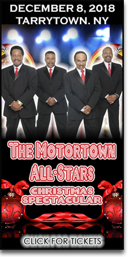 Motown Music comes to Tarrytown